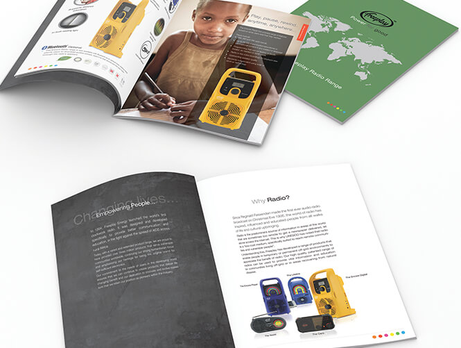 brochure leaflet design 5