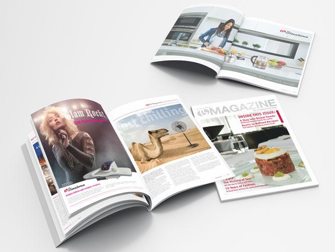 brochure leaflet design 3